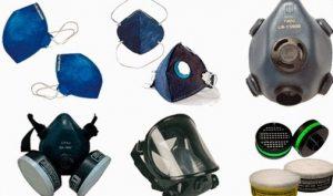e421f190335be A escolha do equipamento correto depende da concentração do agente químico  ou contaminante presente no ambiente de trabalho